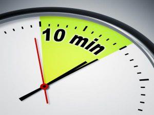 infoline 10 minutes